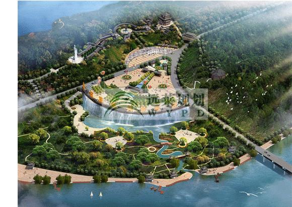 宜昌市西陵峡口风景区旅游控制性详细规划及核心地段修建性详细规划
