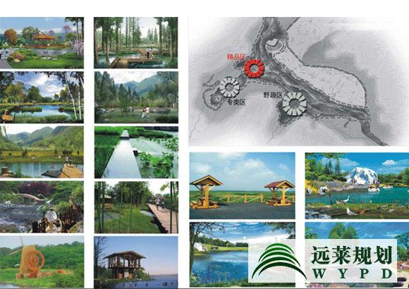 武夷山入口區景觀設計_旅游策劃_旅游規劃_景區規劃